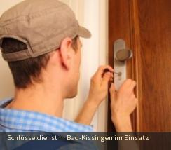 Schlüsseldienst Bad Kissingen