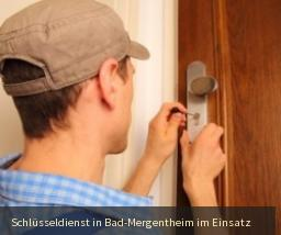 Schlüsseldienst Bad Mergentheim